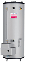 Heavy Duty Ultra-Low NOx Commercial Gas Tank-Type Water Heaters