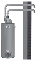 Power Direct Vent Commercial Gas Water Heaters