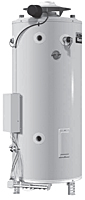 Master-Fit® Standard Draft Commercial Gas Water Heaters