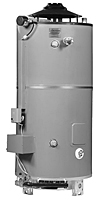 Model D-100-270-AS 100 Gallon (gal) Heavy Duty Storage Direct Spark Ignition Dampered Commercial Gas Water Heaters