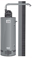 Power Vent Commercial Water Heaters